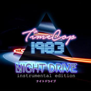 Timecop1983 - Night Drive (instrumental edition) [2018, Synthwave