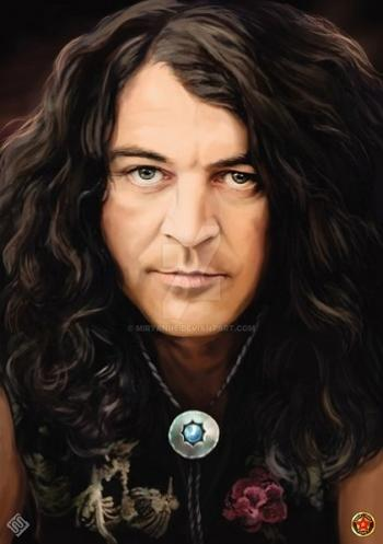 Ian Gillan feat. Garth Rockett The Moonshiners - Live At The Ritz