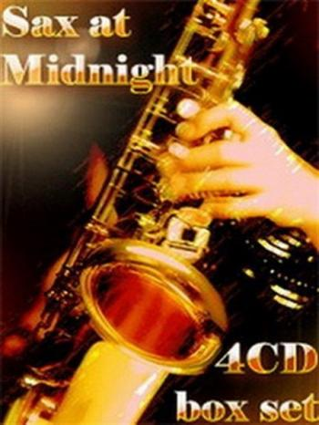 VA - Sax at Midnight (4 Box-Set)