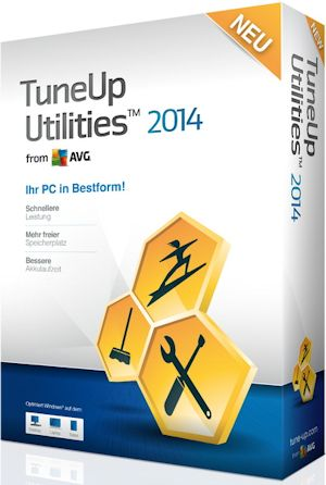 TuneUp Utilities 2014 14.0.1000.145 Final + Repack + Portable