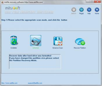Aid File Recovery 3.2 Portable