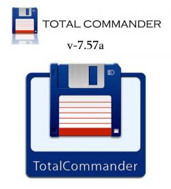 Total Commander 7.57a Final + Portable