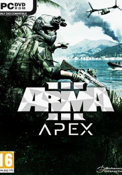 Arma 3: Apex Edition [v.1.62 + 7 DLC] [RePack by xatab]