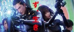 Ганц / Ганц: О / Gantz: O / Gantz O [Movie] [RAW] [RUS +ENG+JAP+SUB] [720p]