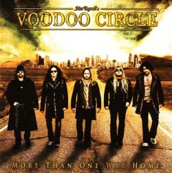 Alex Beyrodt's Voodoo Circle - More Than One Way Home
