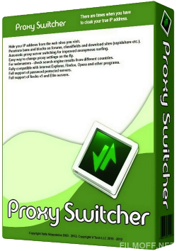 Proxy Switcher Pro 5.6.1.6308 Final + RUS