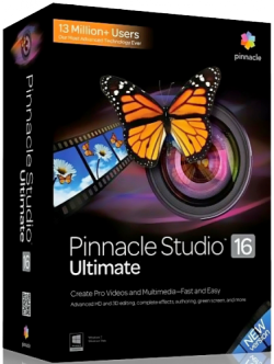 Pinnacle Studio 16 Ultimate 16.0.0.75 Final