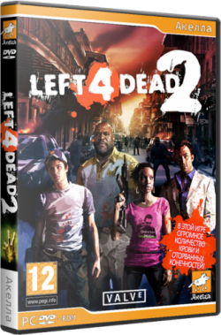 Left 4 Dead 2 [P] [Rus / Multi] (2013) PC [v2.1.2.5]