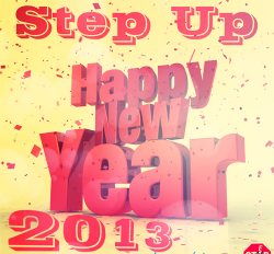 VA - Happy New Year 2013 by Step Up