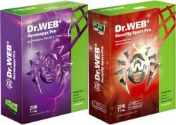 Dr.Web Anti-Virus 8.0.6.03180 Final + Dr.Web Security Space Pro 8.0.6.03180 Final