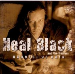 Neal Black The Healers - 3 Albums