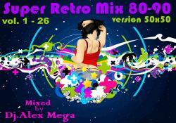 VA - Super Retro Mix 80x - 90x (ver. 50x50) vol.1 - 26