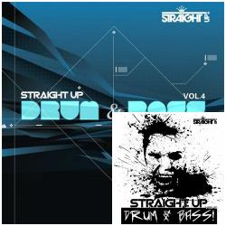 VA - Straight Up Drum & Bass! Vol. 3-4
