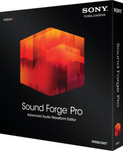 Sound Forge Pro 11.0.272