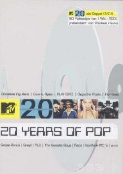 VA - MTV: 20 Years of Pop Vol.1