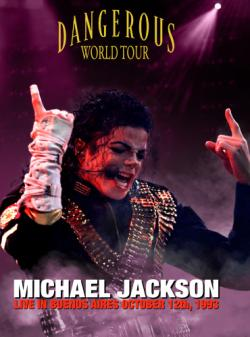 Michael Jackson - Dangerous World Tour live in Buenos Aires