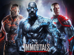 [Android] WWE Immortals 1.0.0