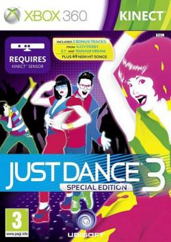 [Xbox360-Kinect] Just Dance 3 [ENG] [Region Free]