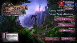 Enigmatis: The Mists of Ravenwood Collectors Edition