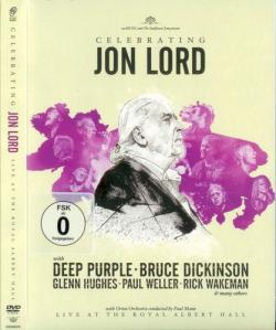 VA - Celebrating Jon Lord Live at The Royal Albert Hall