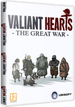 Valiant Hearts: The Great War [RePack от xGhost]