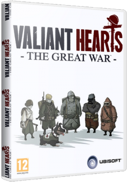 Valiant Hearts: The Great War [L] [RUS/ENG/Multi] (2014) (v 1.1.150818)
