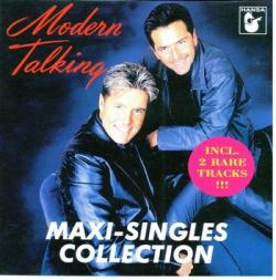 Modern Talking - Maxi-Singles Collection