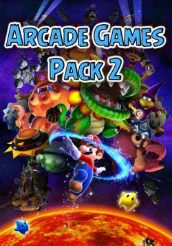 Arcade Games Pack 2