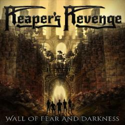Reaper's Revenge - Wall Of Fear And Darkness