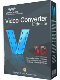 Wondershare Video Converter Ultimate 8.0.0.10 + RUS