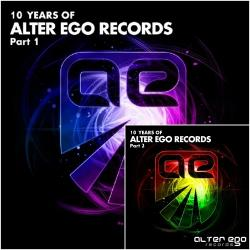 VA - Alter Ego Records: 10 Years Part 1-2
