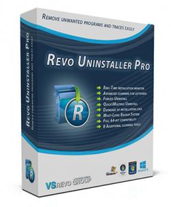 Revo Uninstaller Pro 3.1.1 Portable