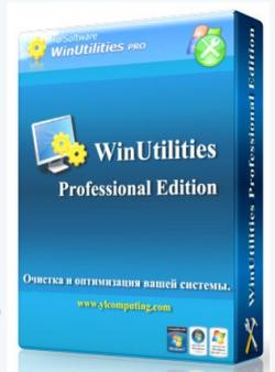 WinUtilities Professional Edition 10.61 Portable by Valx