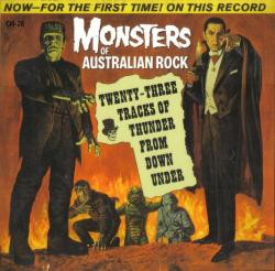 VA - Monsters Of Australian Rock