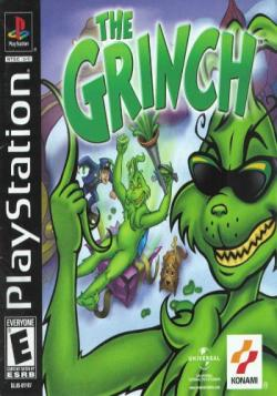 [PSX-PSP] The Grinch [RUS]