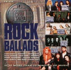 VA - Count Down Rock Ballads (5CD Boxset)