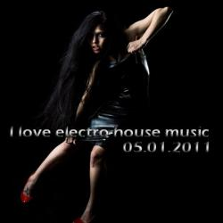 VA - I love electro-house music