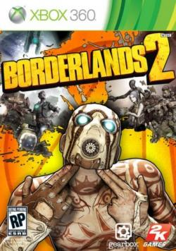 [XBOX360] Borderlands 2 [Region Free / RUS / Freeboot]