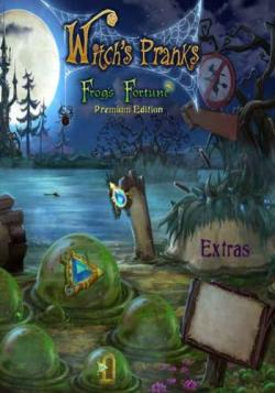 Witch's Pranks: Frog's Fortune Premium Edition / Witch's Pranks: Frog's Fortune Коллекционное Издание