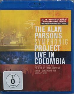 The Alan Parsons - Symphonic Project: Live In Colombia