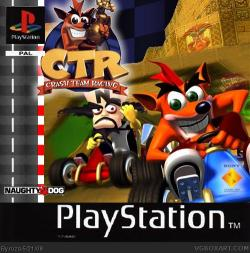 [PSP PSX] Crash Team Racing