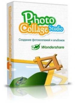 Wondershare Photo Collage Studio 4.2.16 RePack by sLiM