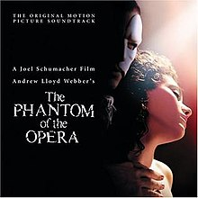 The Phantom of the Opera soundtrack. (2004)