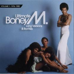 Boney M. - Long Versions Rarities - Ultimate Vol.1 - Vol.3