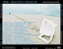 [MDB] BEAUTIFUL VOICES 011 (2007)