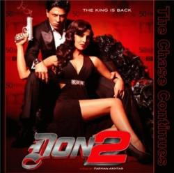 OST Дон - Главарь мафии 2 / Don 2 - The Chase Continues