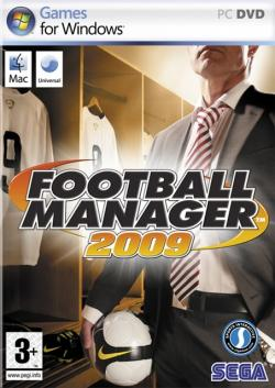 Football Manager 2009 (9.2.0) ENG+RUS