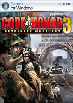 Русификатор меню для Code of Honor 3: Desperate Measures