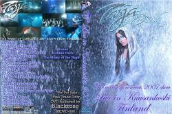 Tarja The Warm Up Concerts - 2007 (DVD-5) (2008)