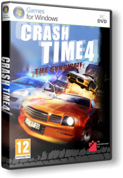 NoDVD для Crash Time 4: The Syndicate